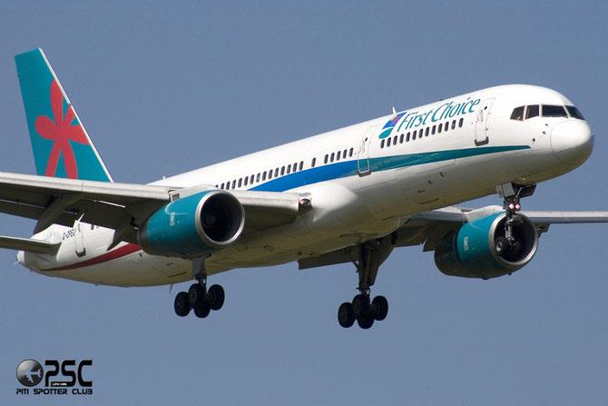 Boeing 757 - MSN 29941 - G-CPEU @ Aeroporto di Verona © Piti Spotter Club Verona