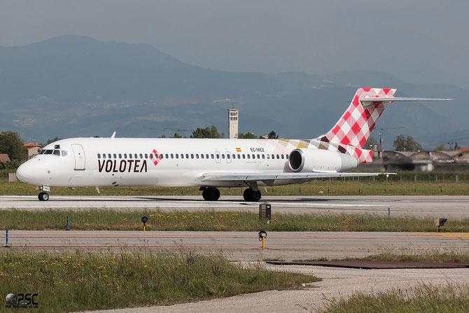 EC- MEZ Boeing 717 - MSN 55059 Volotea - @ Aeroporto di Verona © Piti Spotter Club Verona