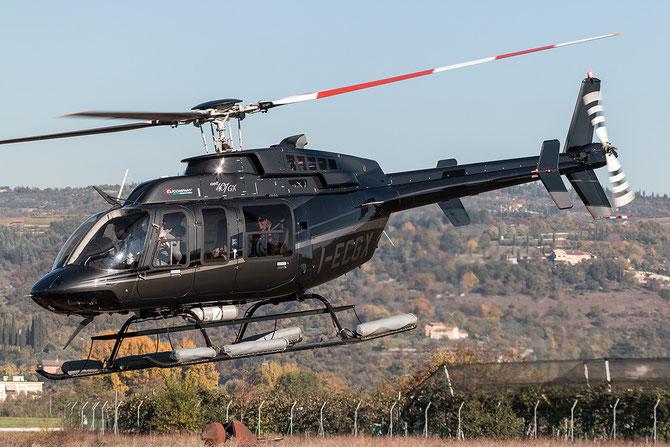 I-ECGX - Bell 407GX @ Aeroporto Verona Boscomantico © Piti Spotter Club Verona