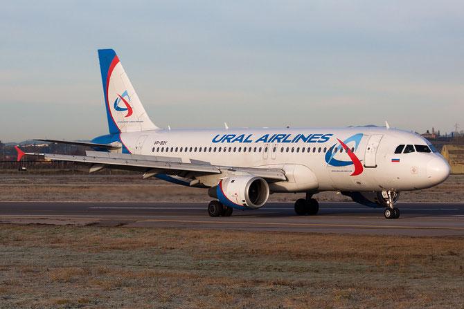 Airbus A320 - MSN 140 - VP-BQY  @ Aeroporto di Verona © Piti Spotter Club Verona
