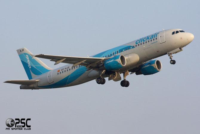 Airbus A320 - MSN 3237 - EC-KJD @ Aeroporto di Verona © Piti Spotter Club Verona