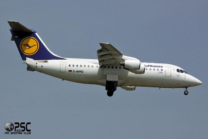 BAe 146 / Avro RJ - MSN 2304  - D-AVRQ @ Aeroporto di Verona © Piti Spotter Club Verona