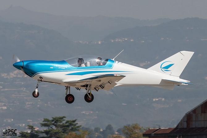 I-X010 - Blackshape Prime - @ Aeroporto Verona Boscomantico © Piti Spotter Club Verona