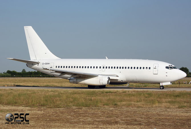 G-CEAH B737-229 21135/418 European AirCharter