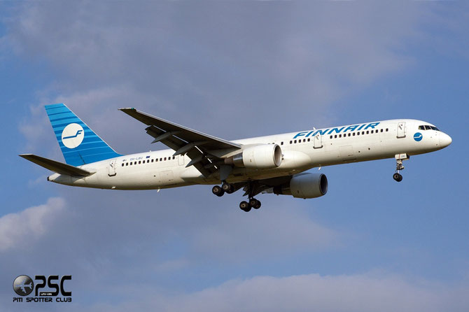 OH-LBU B757-2Q8 29377/857 Finnair