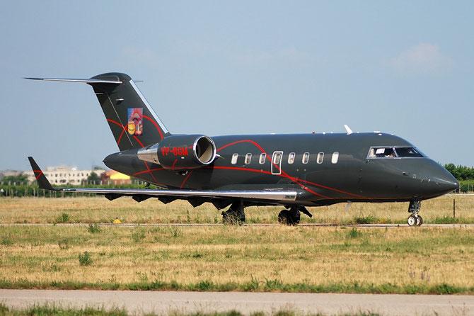 VP-BGM CL-605 5748 Elit'Avia