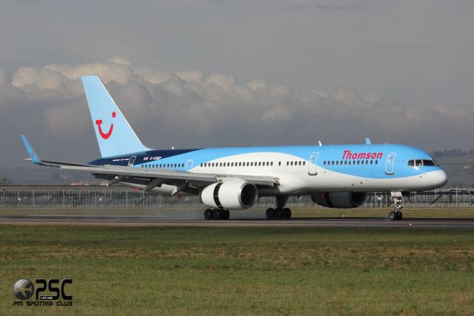 Boeing 757 - MSN 30394 - G-OOBP  @ Aeroporto di Verona © Piti Spotter Club Verona