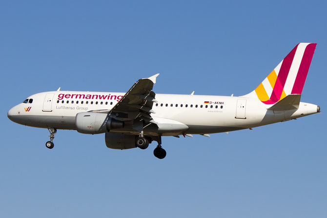 D-AKNH A319-112 794 Germanwings