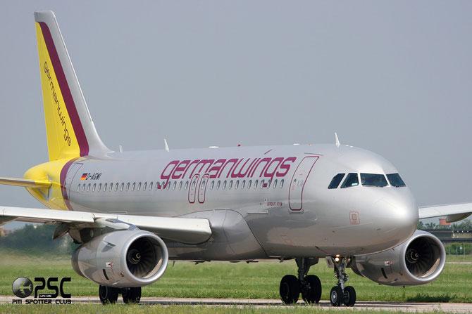 Airbus A319 - MSN 3358 - D-AGWI  @ Aeroporto di Verona © Piti Spotter Club Verona