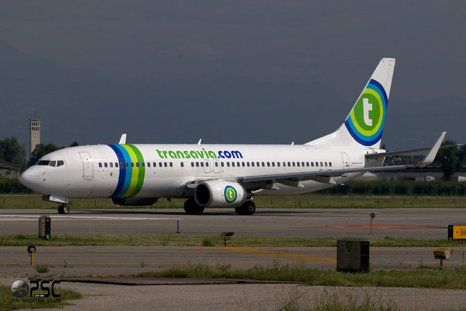 PH-HSE B737-8K2 39259/3635 Transavia Airlines