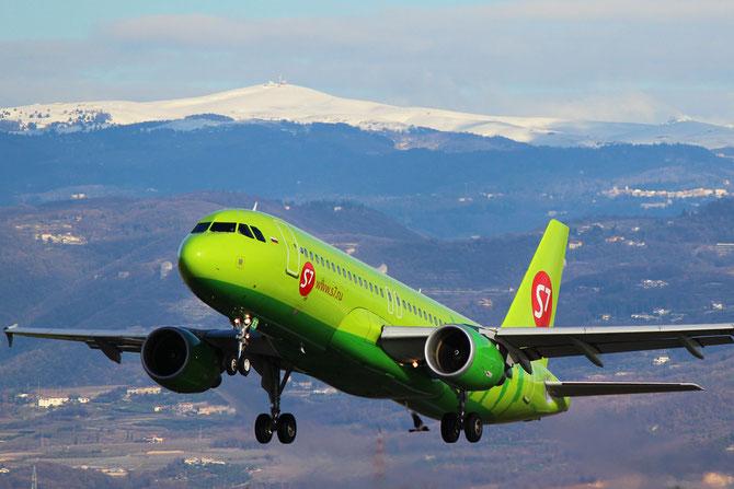 Airbus A320 - MSN 4032 - VQ-BES  @ Aeroporto di Verona © Piti Spotter Club Verona