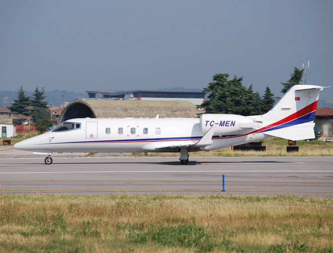 TC-MEN Learjet 60XR 60-335 Türkmen Havacilik Tasimaciligi ve Ticaret AS