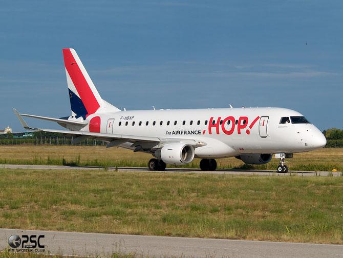 Embraer 170/175 - MSN 36 - F-HBXP (Hop! livery) @ Aeroporto di Verona © Piti Spotter Club Verona