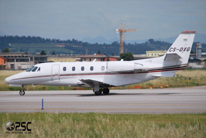 CS-DXG Ce560XLS 560-5595 NetJets Europe