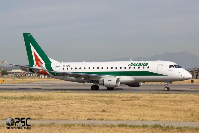 Embraer 170/175 - MSN 338 - EI-RDG @ Aeroporto di Verona © Piti Spotter Club Verona