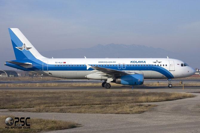 Airbus A320 - MSN 2029 - TC-KLA (lsd from Onurair) @ Aeroporto di Verona © Piti Spotter Club Verona