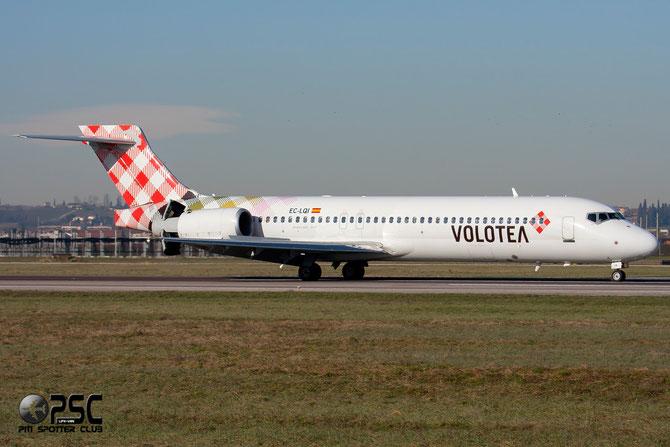 Boeing 717 - MSN 55167 - EC-LQI @ Aeroporto di Verona © Piti Spotter Club Verona