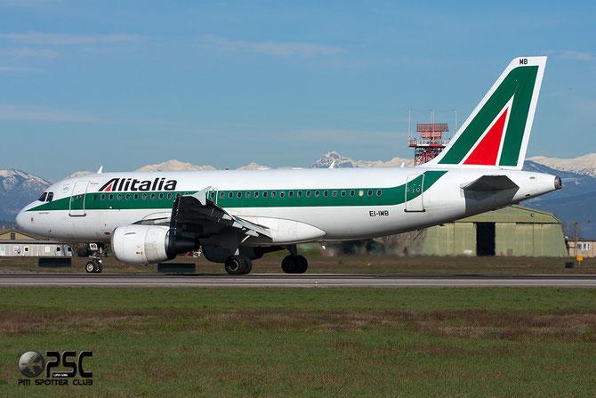 EI-IMB A319-112 2033 Alitalia @ Aeroporto di Verona © Piti Spotter Club Verona