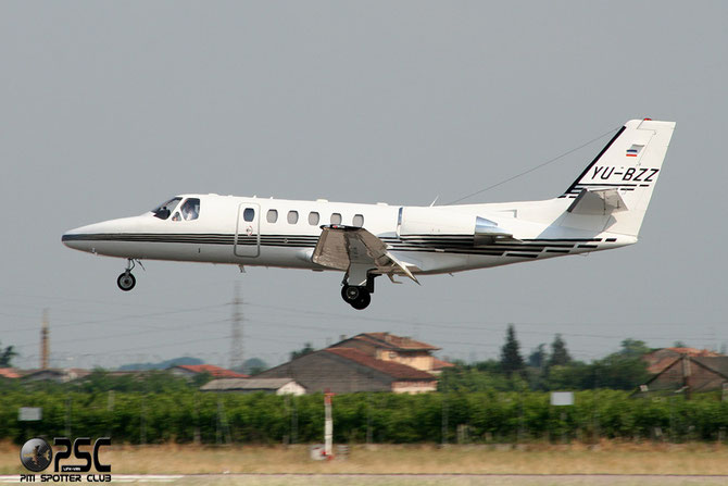 YU-BZZ Ce550 Bravo 550-0924 Air Pink