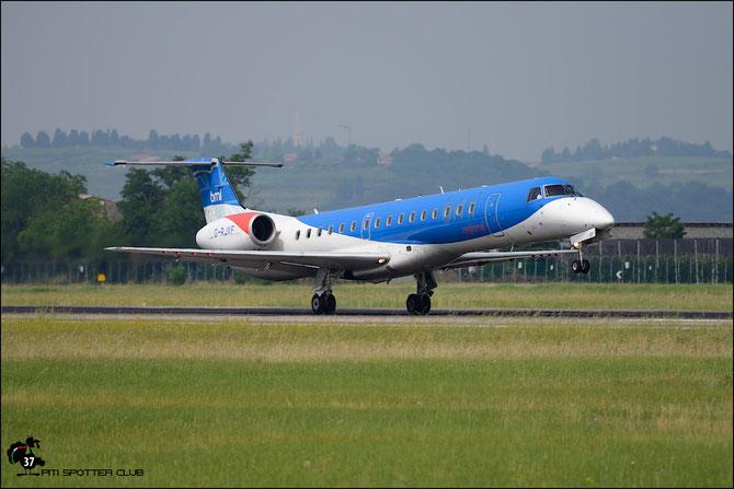 G-RJXF ERJ145EP 145280 BMI Regional @ Aeroporto di Verona © Piti Spotter Club Verona