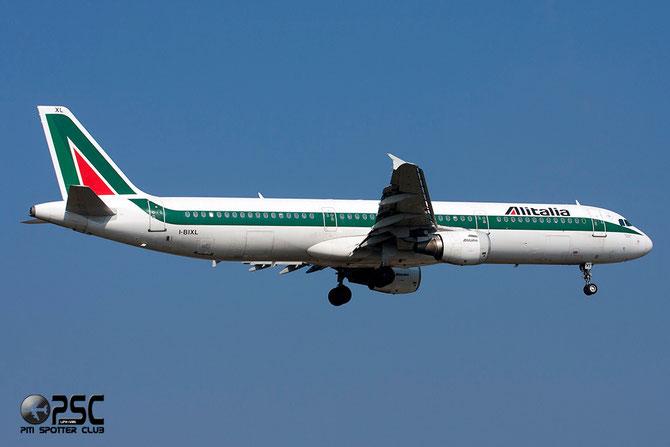 Airbus A321 - MSN 513 - I-BIXL  @ Aeroporto di Verona © Piti Spotter Club Verona
