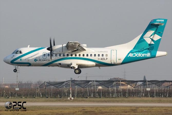 ATR 42/72 - MSN 604 - I-ADLP @ Aeroporto di Verona © Piti Spotter Club Verona