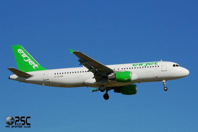 EI-DIJ A320-212 391 EirJet