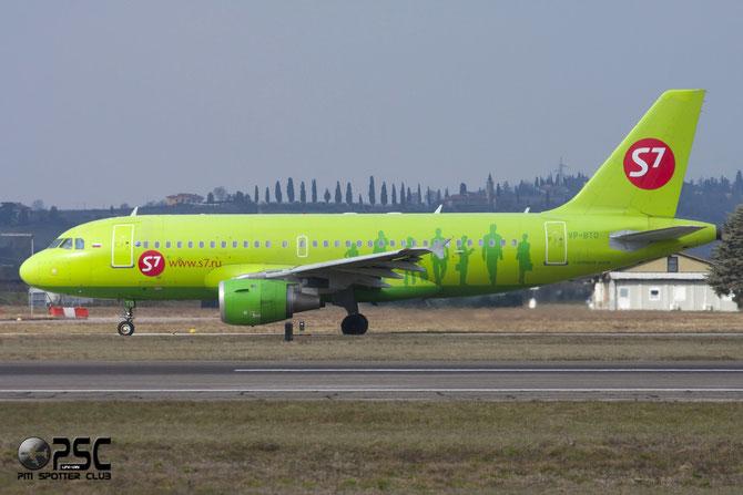 Airbus A319 - MSN 1129 - VP-BTO  @ Aeroporto di Verona © Piti Spotter Club Verona