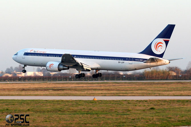 SP-LPF B767-319ER 24876/413 LOT Polish Airlines - Polskie Linie Lotnicze