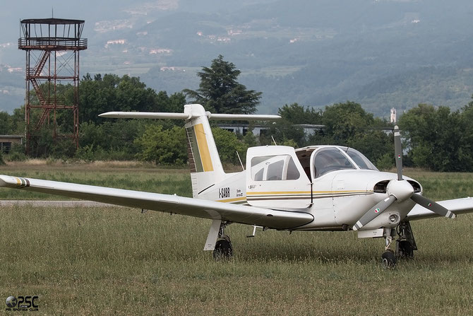 I-SABR Piper PA-28RT-201T Turbo Arrow IV @ Aeroporto Verona Boscomantico © Piti Spotter Club Verona