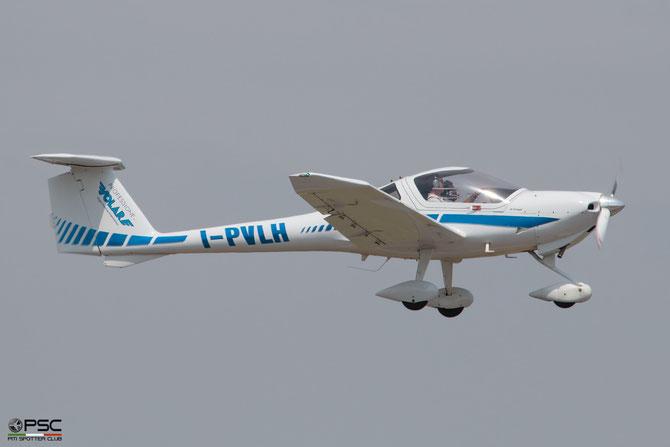 I-PVLH - Diamond DA 20 @ Aeroporto di Verona © Piti Spotter Club Verona