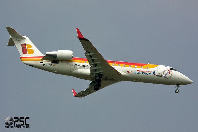 EC-JOD CRJ200ER 8061 Air Nostrum