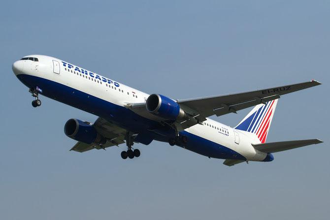 EI-RUZ B767-3Q8ER 30048/828 Transaero Airlines