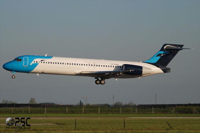 Boeing 717 - MSN 55182 - EI-FBK  @ Aeroporto di Verona © Piti Spotter Club Verona