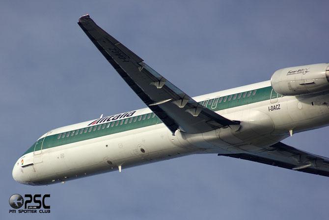 McDonnell Douglas MD-80/90 - MSN 53058 - I-DACZ @ Aeroporto di Verona © Piti Spotter Club Verona