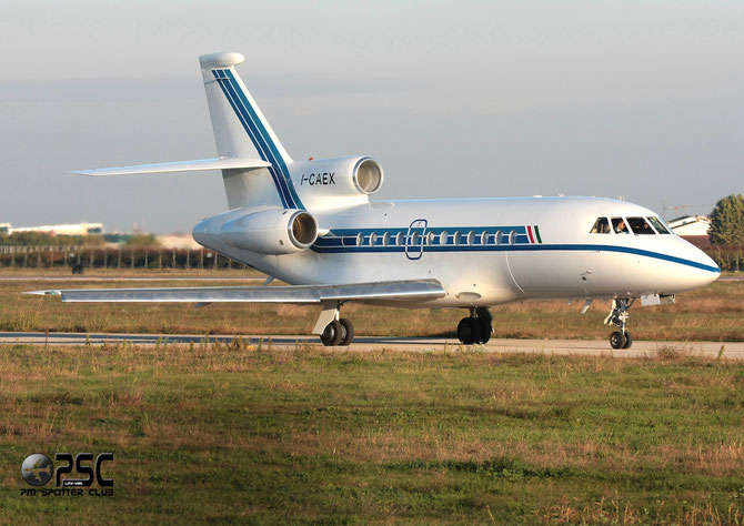 I-CAEX Falcon 900EX 91 CAI - Compagnia Aeronautica Italiana