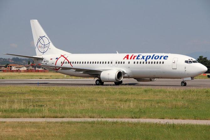 OM-CEX B737-436 25839/2188 AirExplore