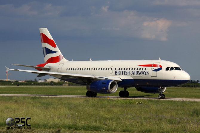 Airbus A319 - MSN 1118 - G-EUPC @ Aeroporto di Verona © Piti Spotter Club Verona