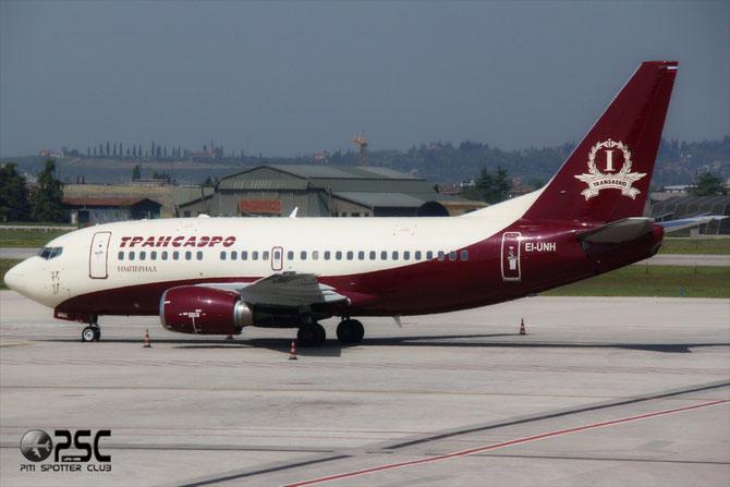 Boeing 737 - MSN 28916 - EI-UNH  @ Aeroporto di Verona © Piti Spotter Club Verona