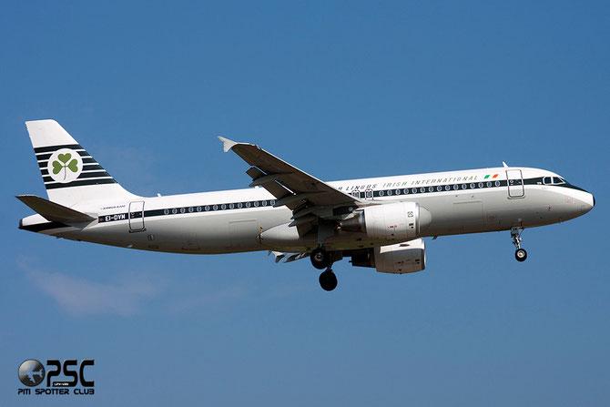 Airbus A320 - MSN 4634 - EI-DVM @ Aeroporto di Verona © Piti Spotter Club Verona