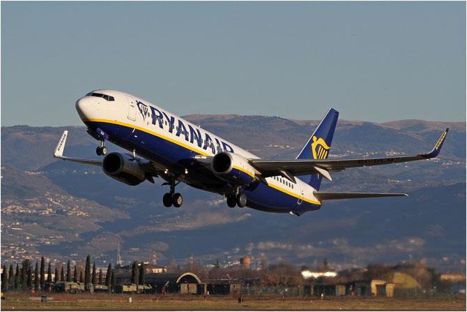 EI-DLN B737-8AS 33595/1926 Ryanair @ Aeroporto di Verona - 2016 © Piti Spotter Club Verona