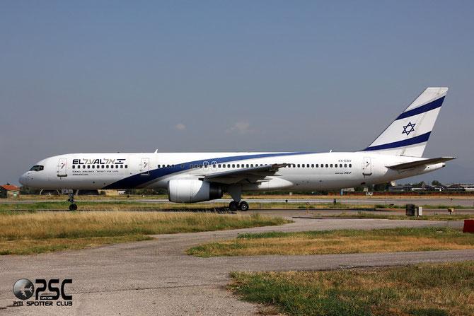 4X-EBV B757-258ER 26054/547 El Al Israel Airlines