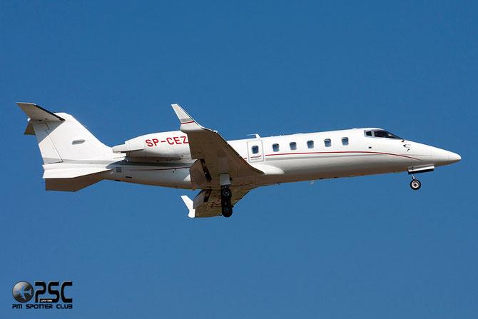 SP-CEZ Learjet 60XR 60-342 Flyjet mar13