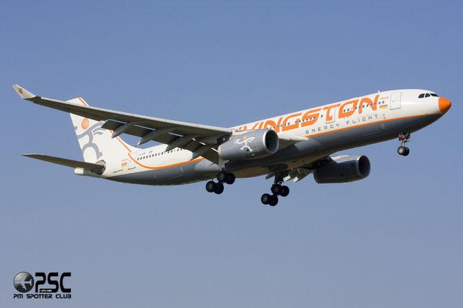 Airbus A330 - MSN 597 - I-LIVN @ Aeroporto di Verona © Piti Spotter Club Verona