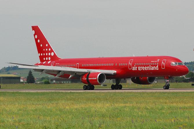 OY-GRL B757-236 25620/449 Air Greenland
