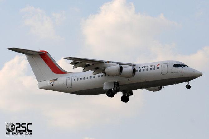 EI-RJV BAe146-RJ85 E2370 CityJet