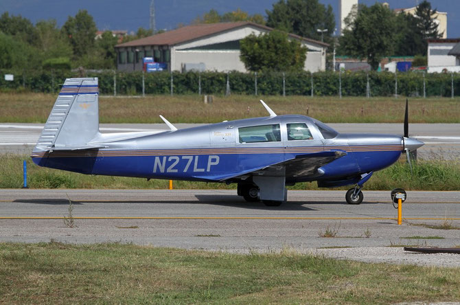 N27LP - Untitled Mooney M-20K