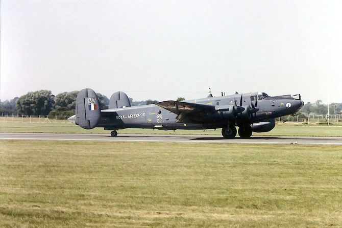 VP257  Shackleton MR1