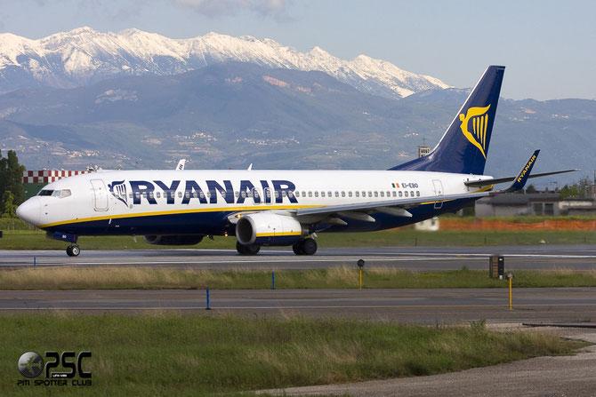 Boeing 737 Next Gen - MSN 35004 - EI-EBO @ Aeroporto di Verona © Piti Spotter Club Verona