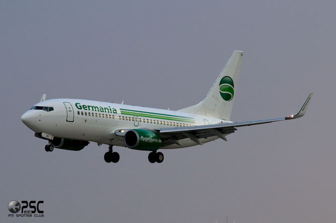 D-AGES B737-75B 28108/28 Germania Flug